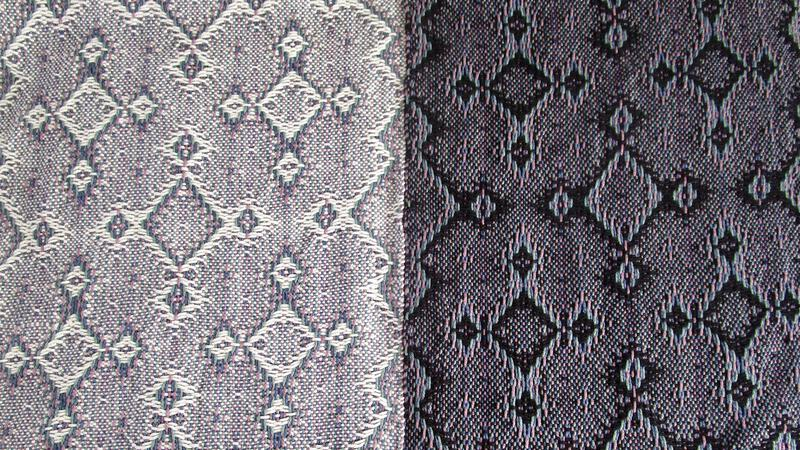 A tale of two shawls